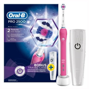 Oral-B elektryczna szczoteczka do zebow